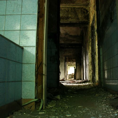 Abandoned Ghost Urbex Lostplaces