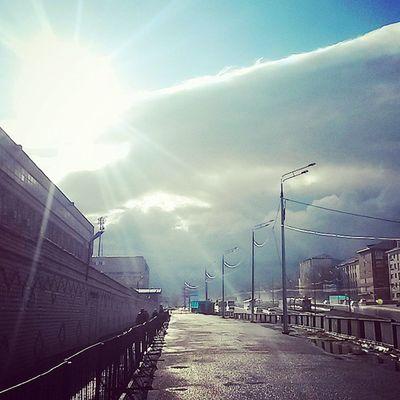 Всем доброго утра! доброеутространа доброеутротатарстан Goodview казань мояказань ilovekazan april24 spring weather goodmorning sun sky like cityscape пятница выходные скоромай hashtags instalike instakazan
