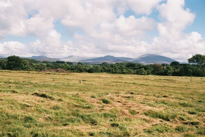 Agriculture Bangor Beauty In Nature Cloud - Sky Day Field Horizontal Landscape Mountain Mountain Range Nature No People Outdoors Rural Scene Scenics Sky Snowdonia Tranquil Scene Tranquility The Great Outdoors - 2017 EyeEm Awards Live For The Story