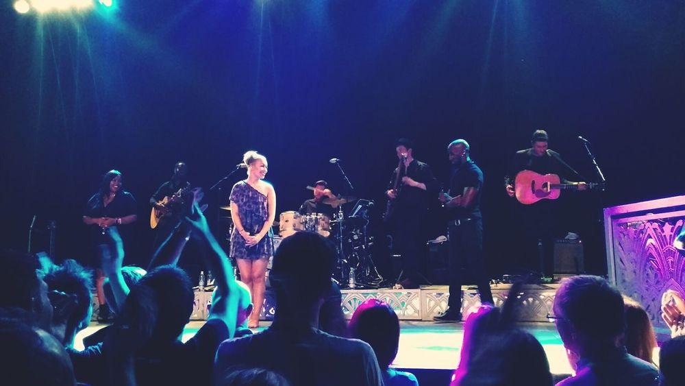 Rebecca Ferguson in Concert at Muffathalle München