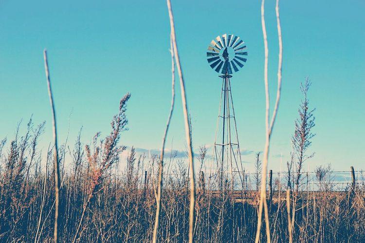 EyeEmNewHere Windmill West Texas Sky