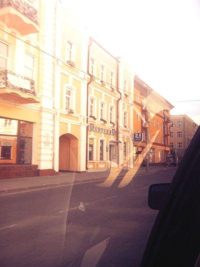 Smolensk. Street Sovetskaya