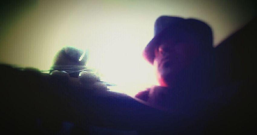 Rockin that ol git..... Self Portrait Enjoying Life Messing Around Hanging Out Chillin