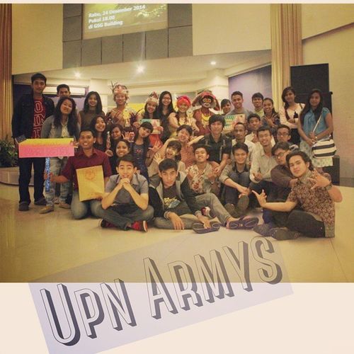My 2nd family UpnArmy
