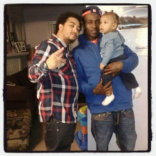 Me And Bro And Nephew