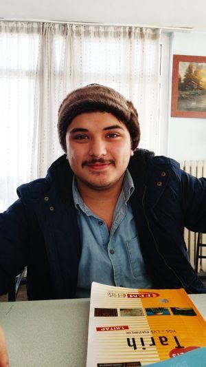 Börkü şapka :))