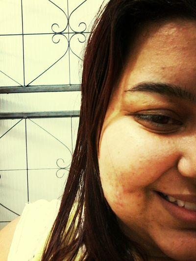 um sorriso encantador... Happy :) Instagood Noity<3