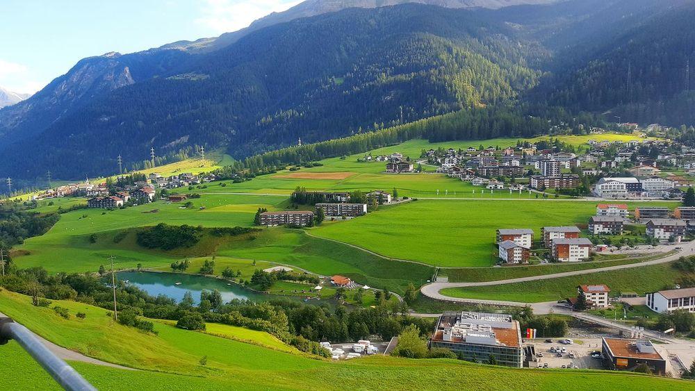 Alpessuisses Mountain Alps Switzerland Swiss Mountains Savognin