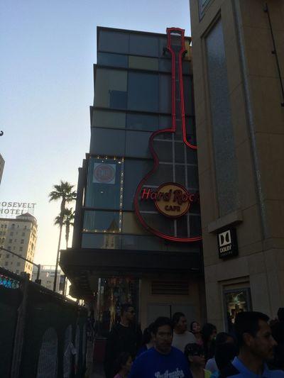 I love Hard Rock Cafe ❤️