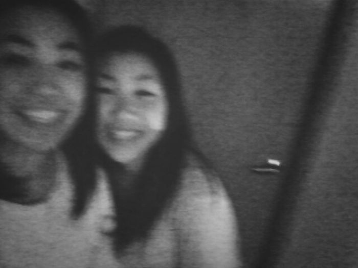 don't care if this is blurry (one of my best friends)