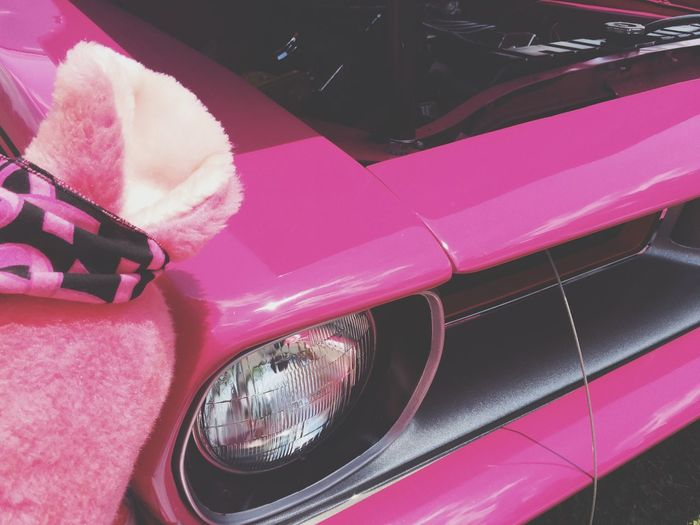 MeinAutomoment Pink Pink Color Cars Car Memories Moments Automobile My Point Of View Gettyimages EyeEm Best Shots Showcase June Millennial Pink