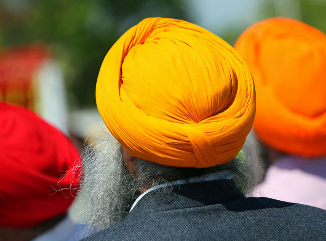 old Sikh man with orange turban and long beard Celebration India Indian Indian Culture  Sikhi Vivid Colours  Clothing Nagar Kirtan Nagarkirtan  Parade People Religion Religious  Religious Rites Sikh Sikh People Sikh Religion Sikhism Sikhlife Sikhs