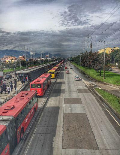 Bogotá colorida! 😢👍💪🏻