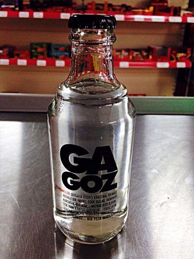 Gagoz Gazoz  New Drinking