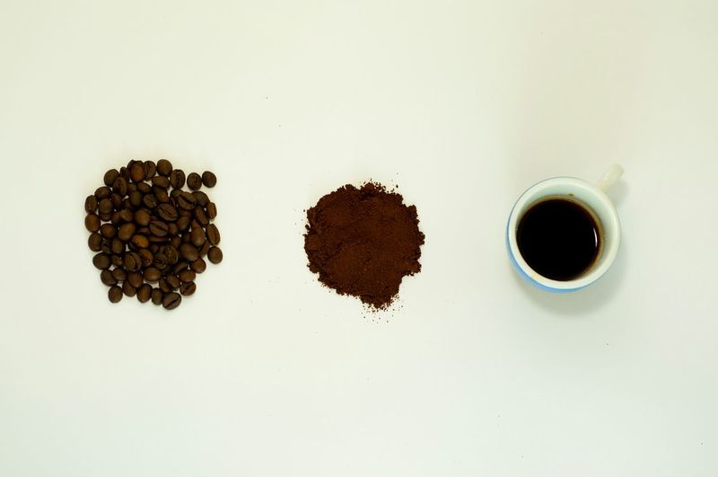 The three ages of coffee. A complex chemistry of taste and color, made simple. Deceptively Simple 50mm Coffee Coffee Beans Chemistry Grounded Espresso Food Photography Food Food Porn Awards