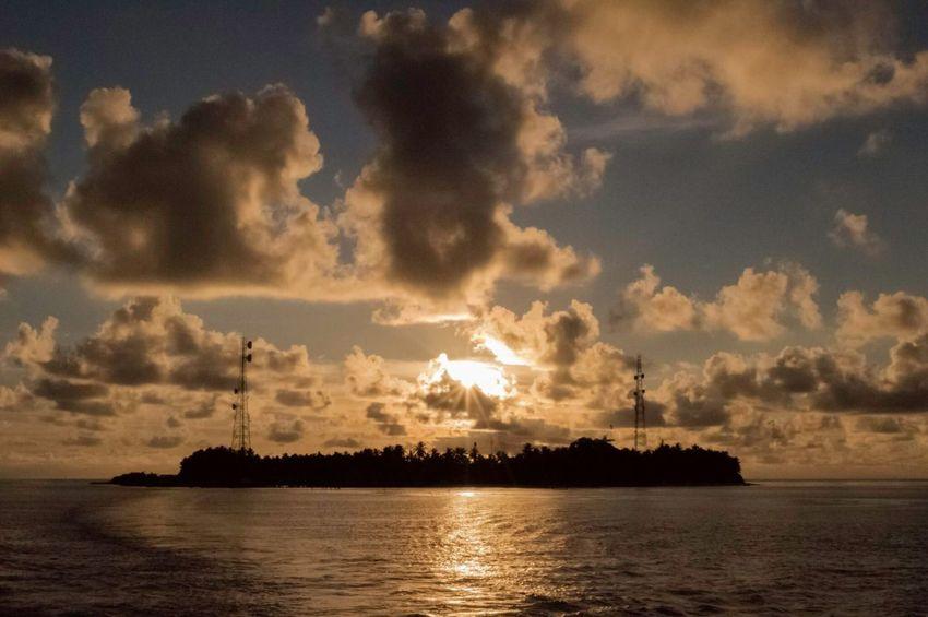 I Love My City V.felidhoo Maldives Maldivesphotography