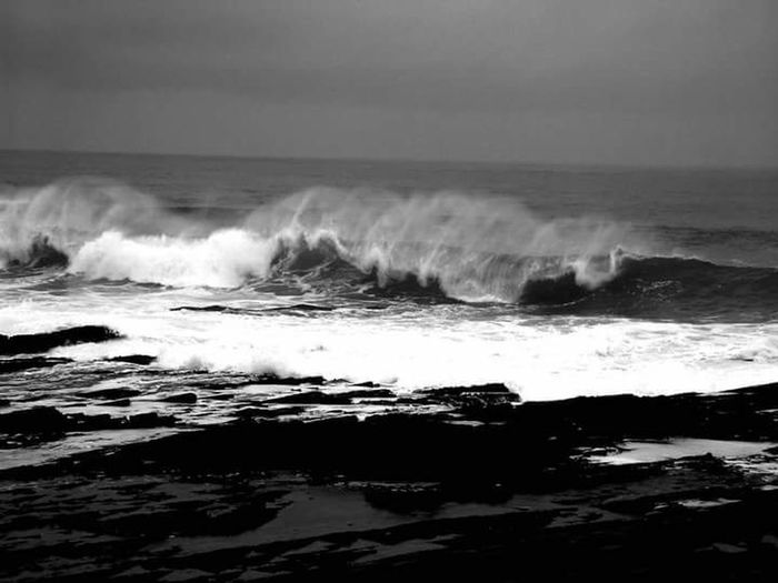 Waves Waves Crashing Stormywaves Storm Waves Stormy Weather Sealife Scottish Weather!!! Island Life Orkneyislands Lifeasiseeit Scotland Johnnelson Broughofbirsay Monochrome Patterns In Nature Photography In Motion Onesecondintime Life In Motion Water Waves The KIOMI Collection Blue Wave Landscape Wave Wildlife & Nature