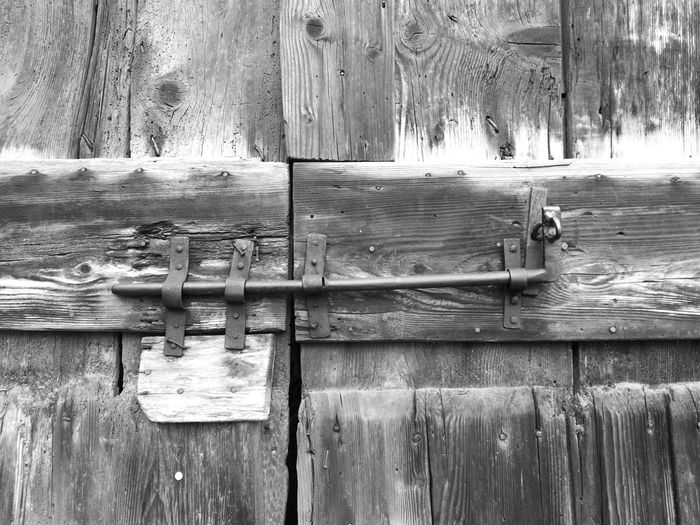 Wood - Material Wooden Old Close-up Weathered Plank Full Frame Closed Wood Timber Front Door Wood Paneling No People First Eyeem Photo