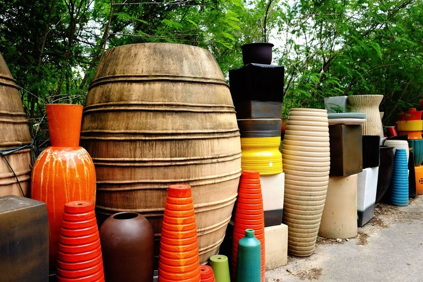 Barrel Stack Large Group Of Objects Container Day Outdoors No People Tree Wine Cask Handmade Handcrafted Handcuffs On The Teacher, That's Me Furniture Jar Close-up Tree