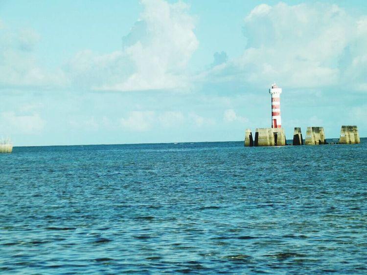 Mar Natureza Farol Relaxing