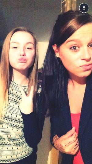 Je t'aime ma soeur. ♥️
