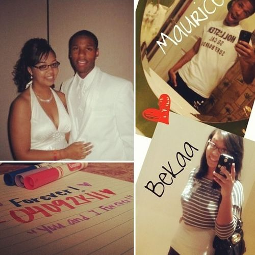 Mauriceeee's Wifeyyyy <3333 #04092011 #Love #Honey