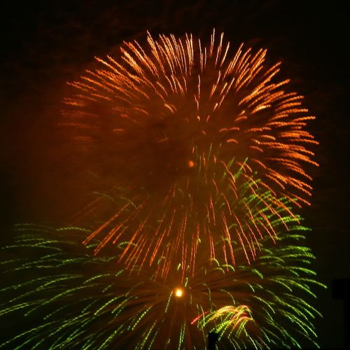 Firework Firework Display Arts Culture And Entertainment Celebration Firework - Man Made Object Illuminated Event Multi Colored Exploding Sky