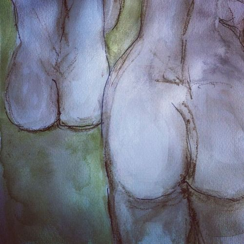 Naked #drawingtime #pencil #ink Drawingtime Ink Pencil