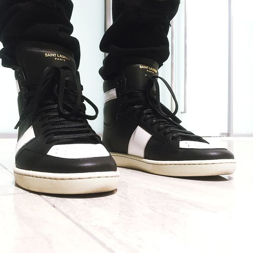 Saint Laurent Paris Sneakerhead  Sneakers Street Fashion
