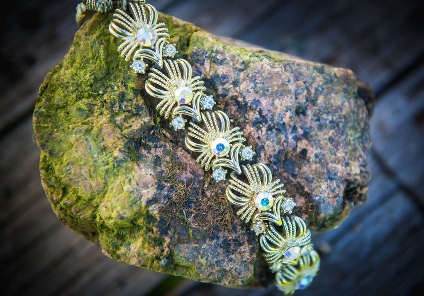 Vintage bracelet Animal Themes Barcelet Close-up Day Jeverlly Lux Luxury No People Outdoors Vintage