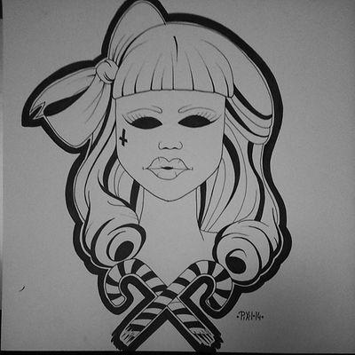 +CHRISTMASGIRL+ Sketching Sketch Drawing Draw malen zeichnen blackwhite christmasgirl zuckerstangen pixiiart artbypixii artist pixiivanhell