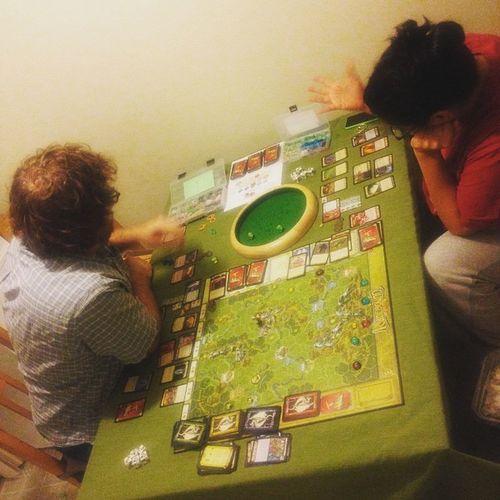 Runebound Boardgames @nessr3 Addicted