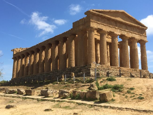 Valley Of The Temples Place Of Worship Worship Agrigento Sicily Agrigento Temples Temple Ruins Ancient City Ancient Ruins Ancient Architecture Ancient Ancient Civilization Sicilia Sicily Sicily ❤️❤️❤️ Tourist Attraction  Scenic Achitecture Architecture