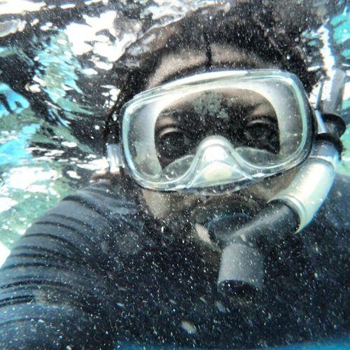 Aquaboogiebaby Snorkel Dive Blackfolksswim ocean hawaii nature