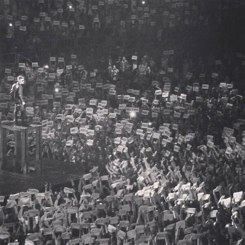 I was there, merci project <3 Belieber BELIEVEtour Justinbieber Paris