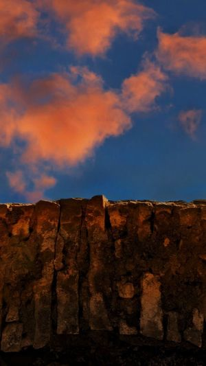 Rock Formation Sky Rock - Object Geology Nature Cloud - Sky Landscape Beauty In Nature Scenics Cliff Outdoors