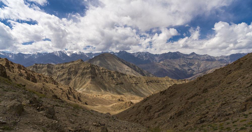 Scenes from a trekking trip around ladakh in northern india.