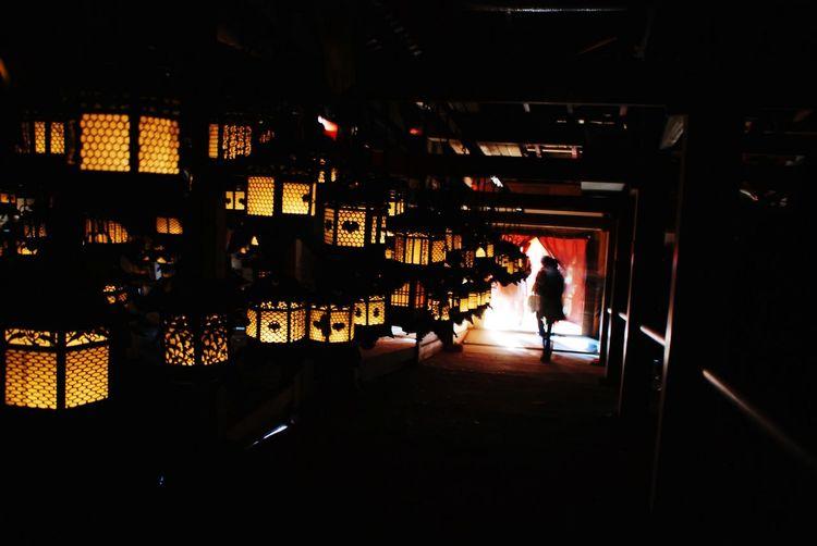 春日大社 Nara,Japan ちょうちん