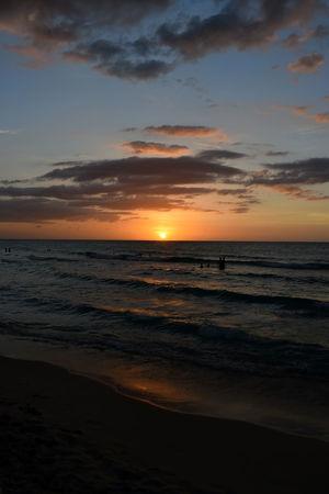 Caribe Cuba Cuban Sunset Holidays Ocean View Travel Trip Varadero Beach Beachphotography Beauty In Nature Caribbean Carribean Sea Horizon Landscape Nature Ocean Red Sky Sea Solo Travel Sun Sunset Tranquility Vacation Water