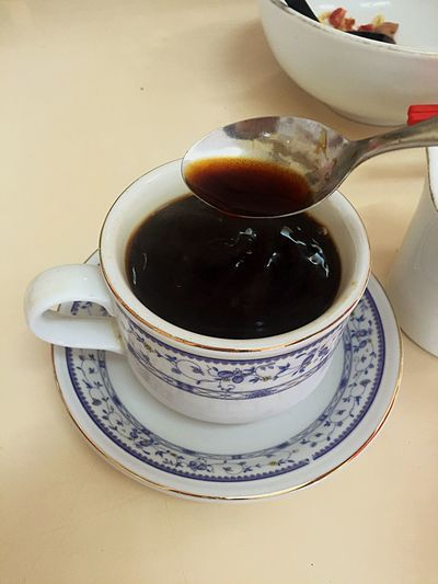 Black Coffee Coffee Time Refreshingdrink Enjoying Life Hanging Out Coffee Photography Sweet Coffee Lovers