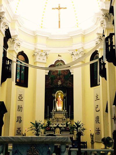 Macau Church