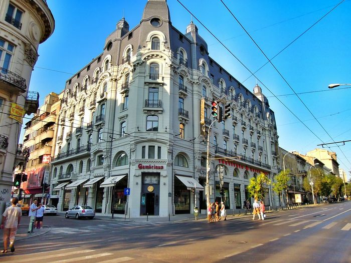 Bucureşti Buildings