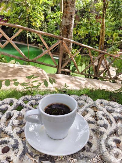Drink Coffee -