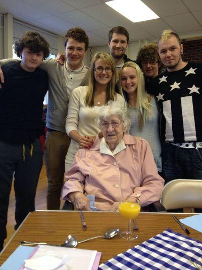 My Great Grandma