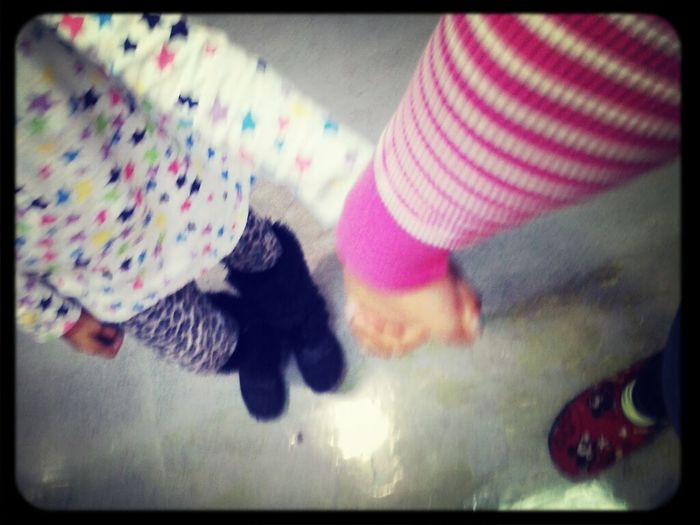 take my hand little one ill show you the path