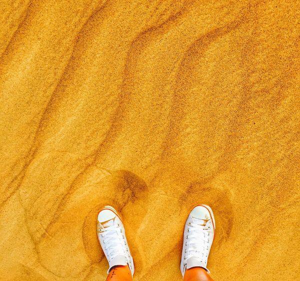 Desert Sand Converse Heat Sand Desert That's Me Eye4photography  Dubai IPhoneography Throwback The KIOMI Collection