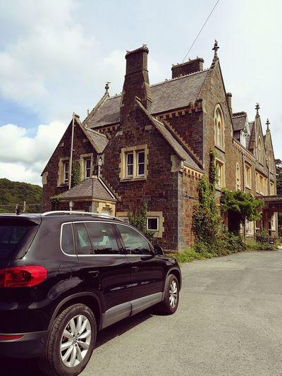 Visiting Grampa My Car❤️ Hwaweip9 Wales UK Outdoors