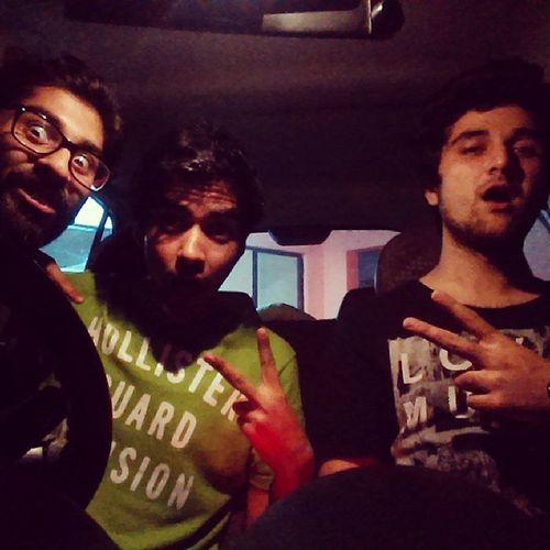 Selfie Number 2. Bestfriends Pune Spaz Carfun homies