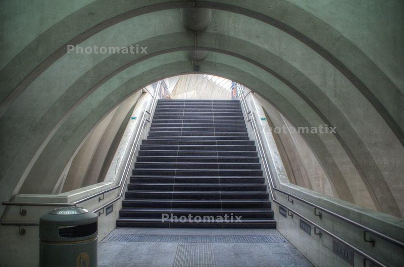 Escaliers et