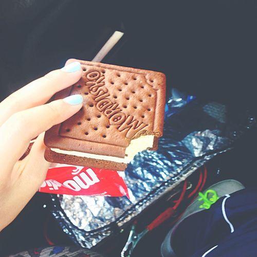 Mordisko's😍 My Favorite  Sweet♡ Chocolate Vanilla Coockie  Enjoying Life Little Things That Make Me Happy